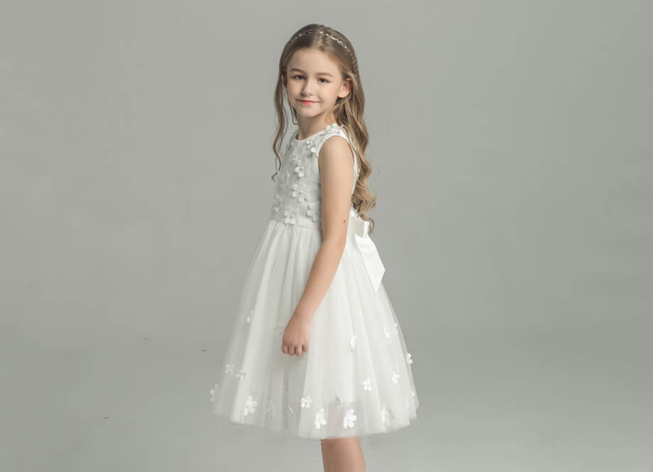 Flower Girl Dress 3