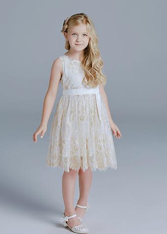 Kids latest frocks designs child dress wear wholesale market in kids wear