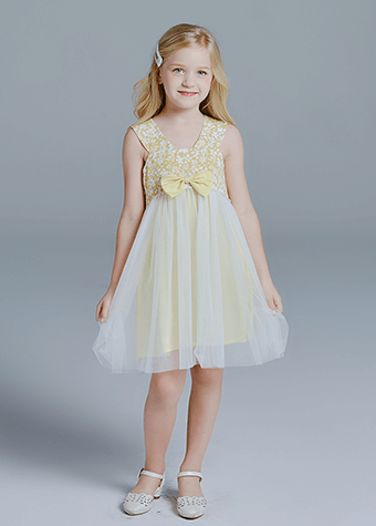 china wholesale clothing stock clothes girl kid casual dress