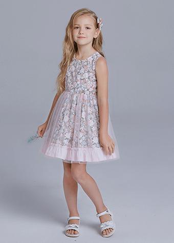 Little princess flower girl casual dress clothing dress