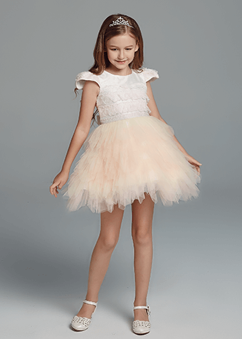 Wholesale Baby Girls Princess Tutu Dress for Birthday Party