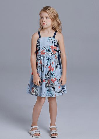 baby online fancy smaking dress girl frock casual dress for kids