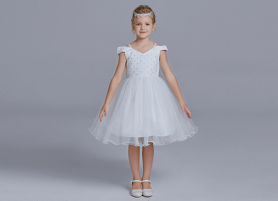 Flower Girl Dress 5