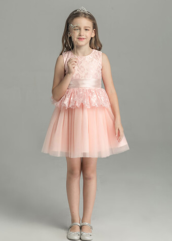 children flowergirl dresses girls party dresses for weddings