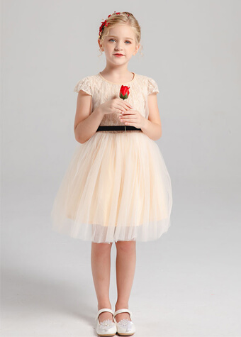 baby kids going out dresses party wear gown for girl