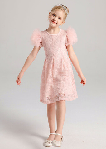 online girls dresses christmas party outfit kids frock