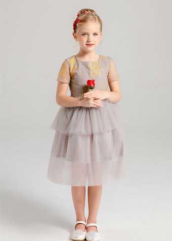 China Yalindars private label 100% cotton kids designer clothes